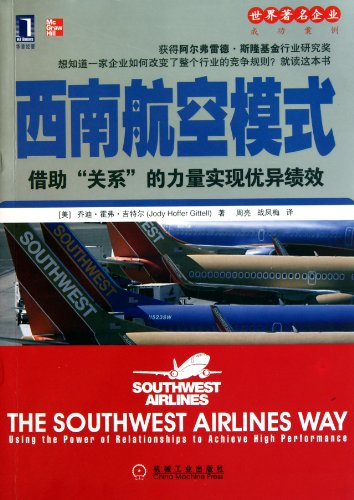 southwest-airlines-modelchinese-edition