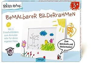 Oetinger Verlag krickel de krakel Bema Ajustable Fotos