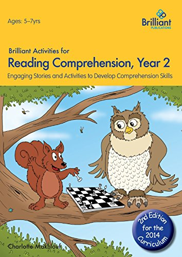 Brilliant Activities for Reading Comprehension, Year 2 (2nd Edition)