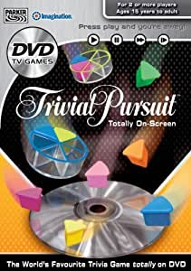 Trivial Pursuit: Totally On-Screen [Interactive DVD]