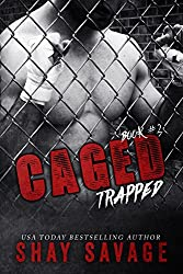 Trapped (Caged Book 2) (English Edition)