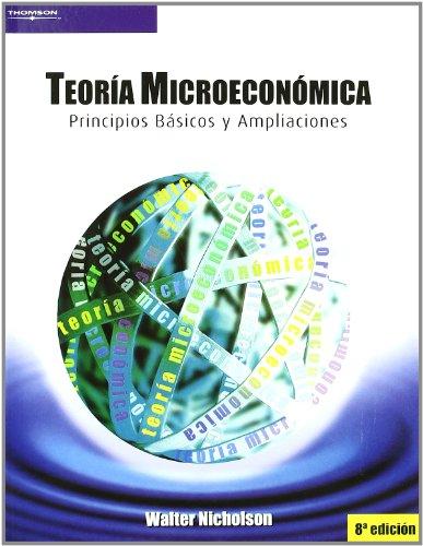 Teoríamicroeconómica.Principiosbásicosyampliaciones (Economía)