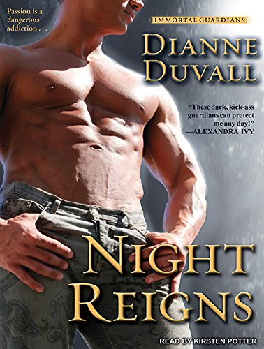 Night Reigns (Immortal Guardians)