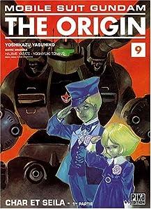 Mobile Suit Gundam - The Origin Edition simple Tome 9