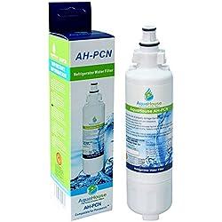 AquaHouse AH-PCN filtro per l'acqua compatibile per Panasonic frigo CNRAH-257760, CNRBH-125950