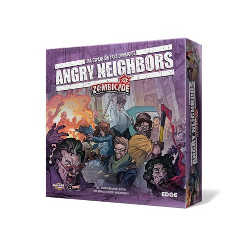 Comprar Edge Entertainment- Zombis Angry Neighbors, (EDGZC06)