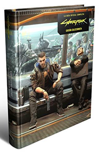 Guía Cyberpunk 2077 La guía oficial completa - Edición Coleccionista
