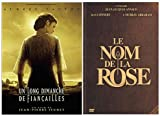 Un long dimanche de fiançailles / Le Nom de la Rose - Bipack 2 DVD