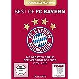 Best of FC Bayern München: Die größten Spiele der Vereinsgeschichte [7 DVDs] Edition Double 2016