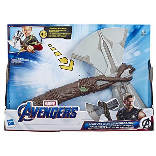 Avengers - Hacha Electrónica Thor Hasbro E0617EU6