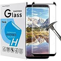 Samsung Galaxy S8 Panzerglas Glasfolie Glas Schutzfolie ,Yica 9H Hartglas Glasfolie Displayschutzglas Display Folie Screen Protector für Galaxy S8