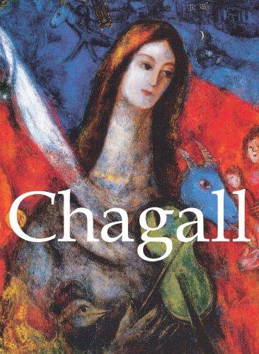 Chagall (Mega Square) (English Edition)