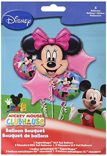 Amscan - Globos Minnie Mouse (1879601)