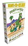 Pinky and Rex Love to Read!: Pinky and Rex; Pinky and Rex and the Mean Old Witch; Pinky and Rex and the Bully; Pinky and Rex and the New Neighbors; ... and Rex and the Spelling Bee (Pinky & Rex)