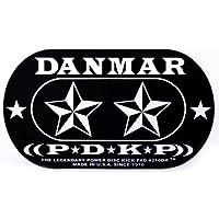 Danmar DA 210DKST - Sordina per batteria con doppia cassa, motivo: stelle