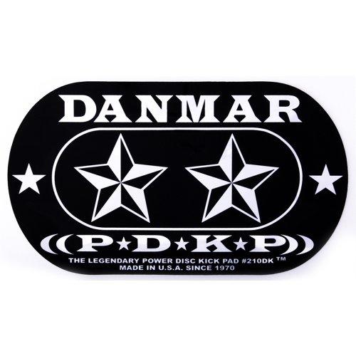 Danmar DA 210DKST Kickpad für Doppel-Bassdrum - Doppel-bassdrum