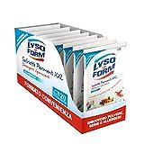Lysoform Salviette Igienizzanti XXL per Pavimenti/ Grandi Superfici 8 confezioni, 120 salviette