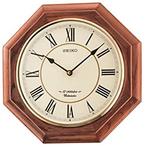 seiko wall clock with melodies and westminster chime