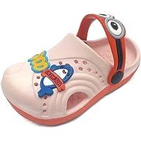 PVC Kids Unisex Child Comfortable Clogs
