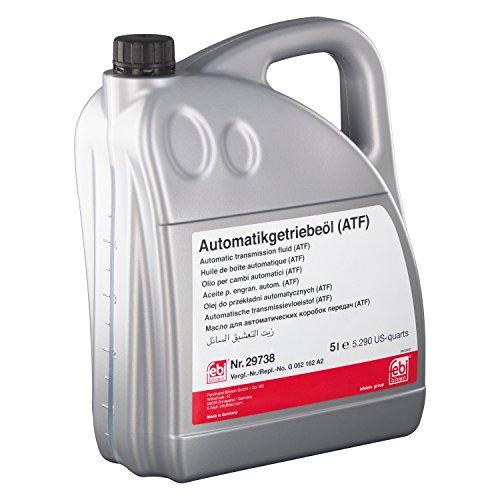 dsg getriebe oel febi bilstein 29738 Automatikgetriebeöl ATF (gelb) 5 Liter