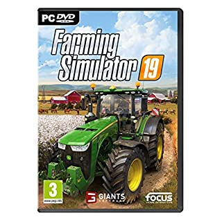 Farming Simulator 19 (PC CD)