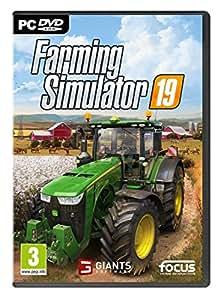 Farming Simulator 19 (PC CD) [Edizione: Regno Unito]