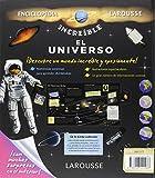 Image de El Universo (Larousse - Infantil / Juvenil - Castellano - A Partir De 8 Años - Enciclopedia Increíble 8 Años)