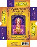 Ascended Masters Oracle Cards: 44-Card Deck and guidebook by Virtue, Doreen (2007) Cards
