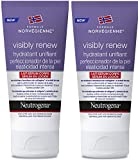 Best Neutrogena Hydratants - Neutrogena Visibly Renew Hydratant Unifiant Lait-Serum Corps Tub Review