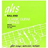 GHS 2000 Ball End Regular Classics (Black Tynex-Nylon/Phosphor Bronze) high