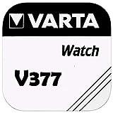 VARTA KNOPFZELLEN 377 SR626SW (1 Stück, V377)