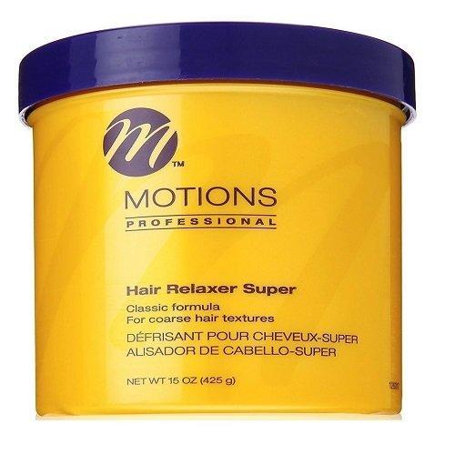 motions oil moisturizer moisturizing hair relaxer super 15 oz