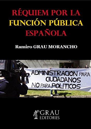 Réquiem por la función pública española