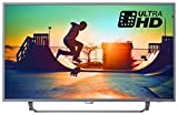 Philips 55PUS6272/05 55-Inch 4K Ultra HD Smart TV with Ambilight 3-sided, HDR Plus, Freeview Play - Dark silver (2017 Model)