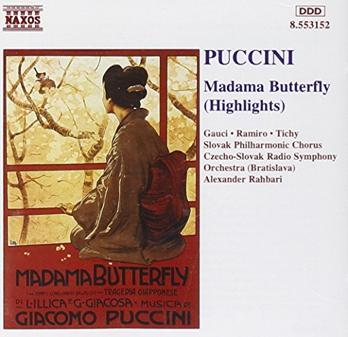 Puccini Butterfly (Highlights)