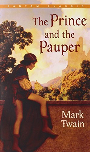 The Prince and the Pauper (Bantam Classics) by Mark Twain (1982-08-01)