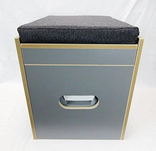 Preisvergleich Produktbild Toiletten Hocker Porta Potti 165 / 365 inkl. Polster ohne Toilette