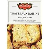 ERIC BUR Toasts aux Raisins 200 g -