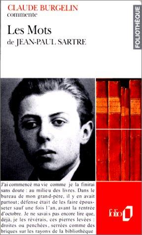 Les Mots de Jean-Paul Sartre (Essai et dossier)