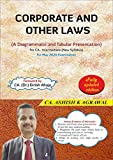 Corporate and Other Laws (A Diagrammatic and Tabular Presentation): For CA(Inter)- New Syllabus (For May 2020 Exam) Just read the sample pages and then decide (English Edition)
