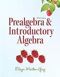 Prealgebra & Introductory Algebra (3rd Edition) (The Martin-Gay Paperback Series) 3rd by Martin-Gay, Elayn (2010) Paperback