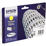Epson C13T79044010 - Cartucho de tinta, color amarillo