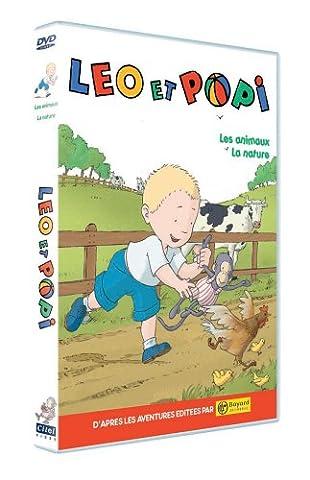 Léo et Popi : Vol.4 - La nature / Les animaux