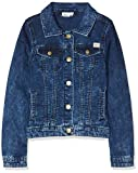 NAME IT Mädchen Jacke NKFTAMARIA DNM Jacket 3082, Blau Dark Blue Denim, 116