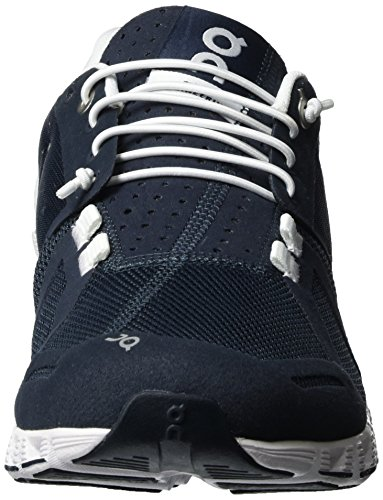 On Running Cloud Olive Flame Bleu (Navy / White)