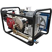 HPDAVV Compresor de Aire Tercer Aire pulmonar, compresor de Buceo Hookah con Manguera y respirador