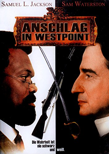 Anschlag in Westpoint Cover