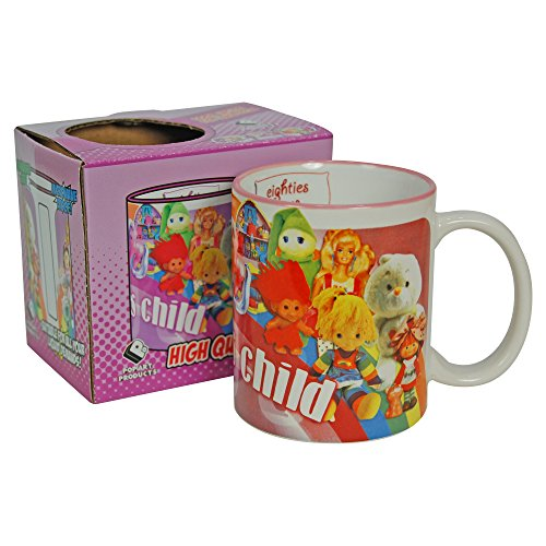 Eighties Child Mug. Ideal Gift for anyone born in the 80s