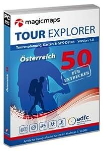 Tour Explorer 50 Österreich, Version 5.0