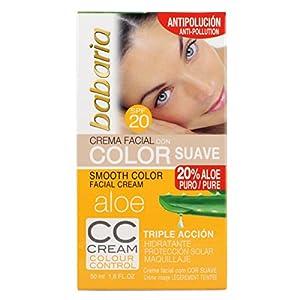 Babaria Aloe Vera Color Bb Cream Spf20 50 ml